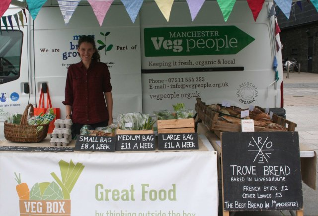 Join Veg Box People