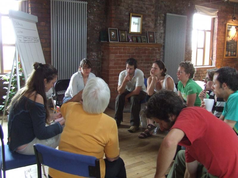 Commercial workshop