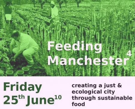Feeding Manchester 4 flier.