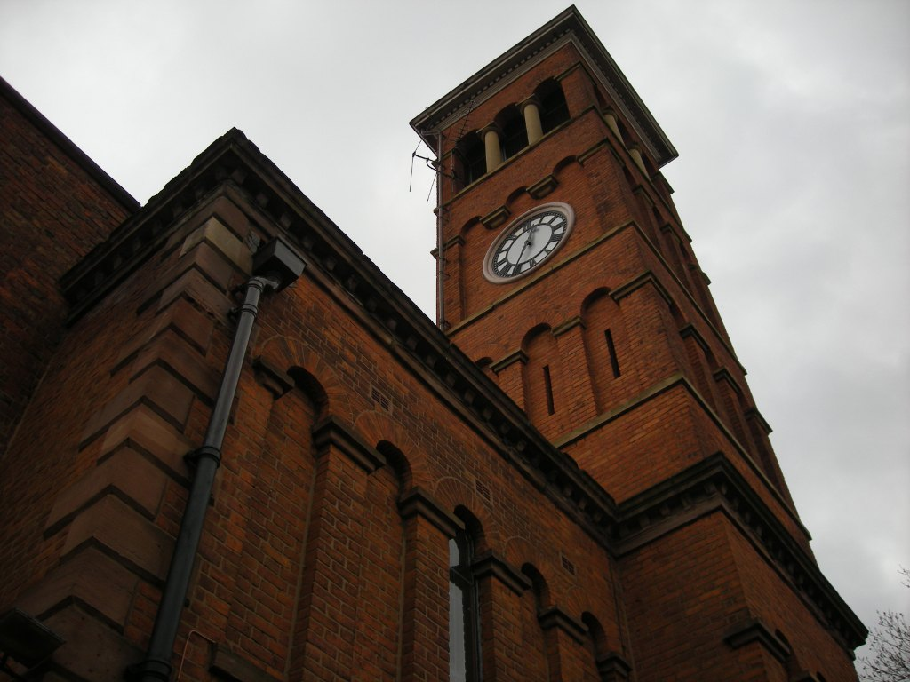 Photo of St Thomas Centre in Ardwick