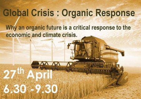 Global Crisis Flyer