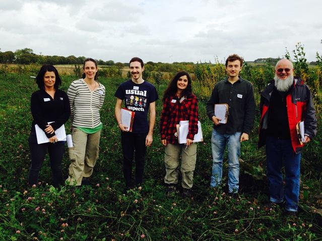 Course participants Autumn 2014