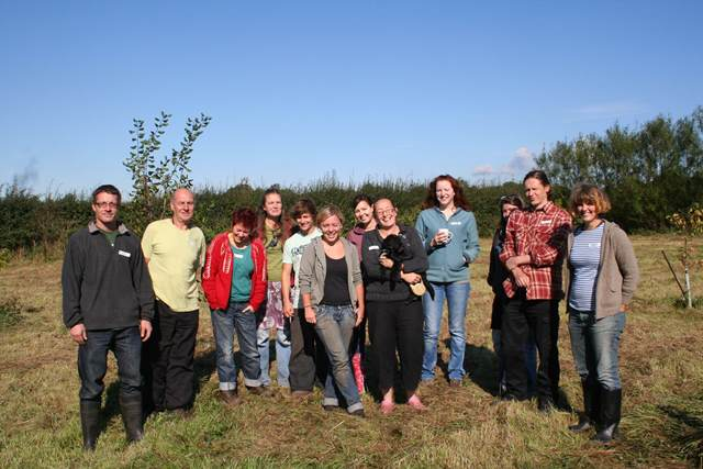 Horticulture Course at Fir Tree Farm