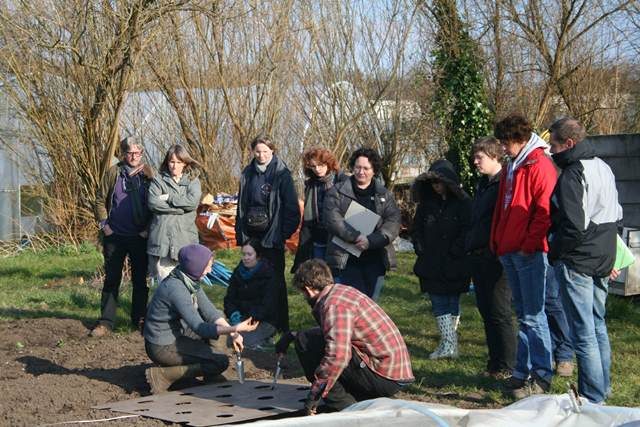 Horticulture Course at Glebelands City Growers