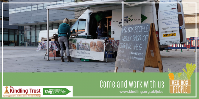 Come and work with Veg Box People