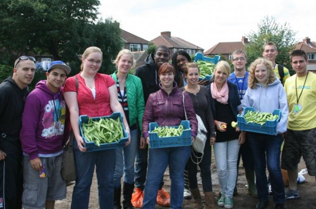 Youth Group at Glebelands City Growers
