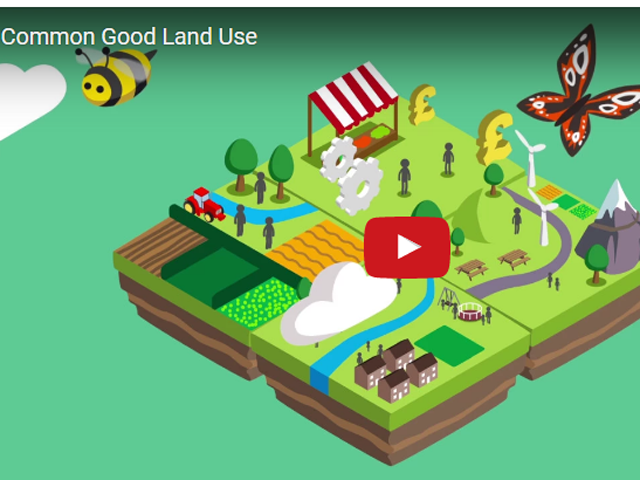 Shared assets 'common good' animation