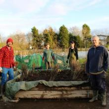 Our new Agroforestry Team
